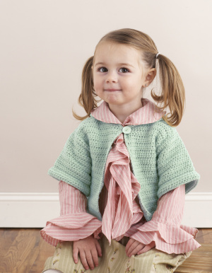 Linen Top - Free Knitting Pattern: - Coiled
