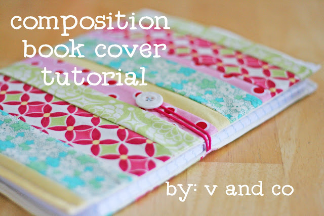 Crochet Book Cover Tutorial : Back to school covers for books binders notebooks